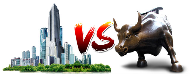 Real Estate vs. Stock Market